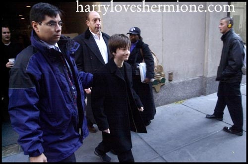 www.splashnews.com Picture by DAN CALLISTER Ref: DCNY 121101.